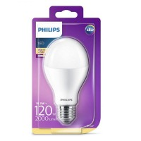 Bec LED Philips 17W (120W), E27, lumina calda 2700K