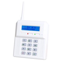 Centrala alarma wireless cu modul GSM incorporat Elmes CB32GN 256 evenimente memorate, 32 zone wireless