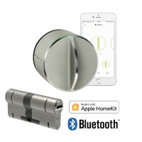 Incuietoare inteligenta Danalock V3, Bluetooth & HomeKit, cu cilindru inclus, DL-01032070 V3-BT (HomeKit)