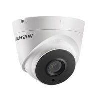 Camera dome IP Hikvision DS-2CD1343G0E-I, 4MP, lentila 2.8mm, H.265+, IR 30m, PoE, fara slot card