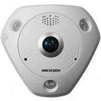 Camera IP 6MegaPixel FishEYE, IR 10m HIKVISION DS-2CD6362F-IVS