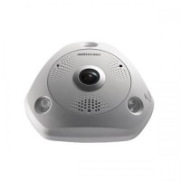 Camera de supraveghere Hikvision IP Network Fisheye DS-2CD6365G0E-IVS