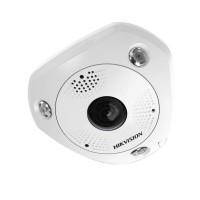 Camera IP fisheye Hikvision DS-2CD63C2F-IVS 12 MP