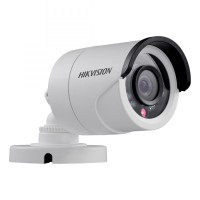 Camera bullet Turbo HD / Analogica Hikvision DS-2CE16C0T-IRPF 1MP, 2.8mm, IR 20m, IP66