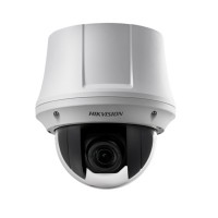 Camera dome IP Hikvision DS-2DE4215W-DE3, PTZ 2 MP, lentila 5-75mm, zoom optic 15x, PoE, micro SD