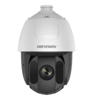 Speed Dome IP Hikvision DS-2DE5425IW-AE(S5), 4MP, lentila 4.8 - 120 mm, H.265+, Auto-Tracking, Darkfighter IR 150m, 25x zoom optic, slot 256GB, Hi-PoE