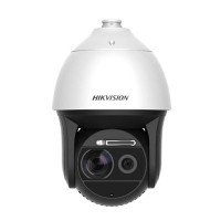 Speed Dome IP Hikvision DS-2DF8836I5V-AELW 8MP, IR 500m, IP66, IK10, Smart Tracking, WDR 120dB