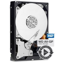 HDD 1 TB AV-GP Western Digital WD10PURX